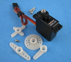 RMRC260 Digital Servo (Bearing/Metal Gear)