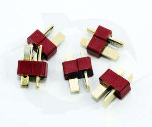 T-Connector - Male (5 pcs)