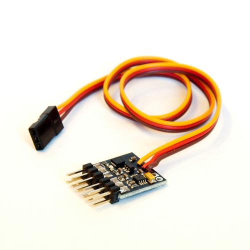 SmartFPV - 3 Way RC Video Switch By Kristaps - www.readymaderc.com