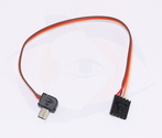 RMRC GoPro HERO3/4, FLIR-VUE Cable (ImmersionRC/FatShark Style)
