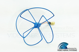 VAS - 2.4 GHz Skew-Planar Wheel Antenna RHCP - Right Angle