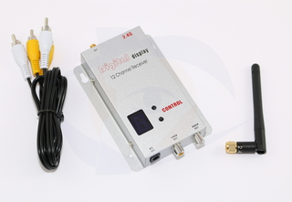RMRC - 2.3-2.4GHz Receiver (14 Channel)