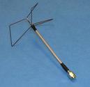 TrueRC - 2.4GHz Windmill RHCP Omni Antenna (3 Blade)