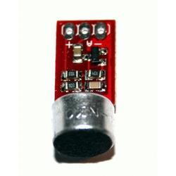 Mini Mic Amplified Microphone