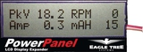 PowerPanel LCD Display