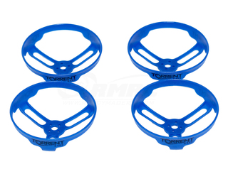 Blade -  Prop Guards (4): Torrent 110 FPV - Blue (BLH04003BL)