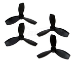 "Blade - 2"" FPV Propellers: Torrent 110 FPV - Black (BLH04009BK)"
