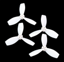 "Blade - 2"" FPV Propellers: Torrent 110 FPV - White (BLH04009)"