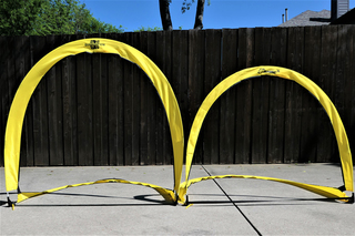 Quaddiction 5x5 Pop-Up Gates - 2 Pack
