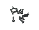RMRC - M2 x 6mm Button Head Screw - 10PCS