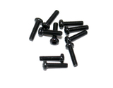 RMRC - M2 x 8mm Button Head Screw - 10PCS