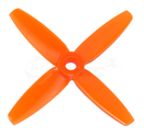 Gemfan PC 4 Blade - 3035 - Orange (2CW, 2CCW)