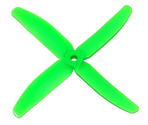 Gemfan PC 4 Blade - 5040 - Green (2CW, 2CCW)