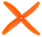 Gemfan PC 4 Blade - 5040 - Orange (2CW, 2CCW)