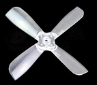 Gemfan PC 4 Blade - 2035 - Clear (2CW, 2CCW)