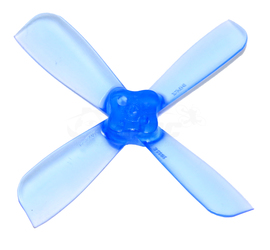 Gemfan PC 4 Blade - 2035 - Blue (2CW, 2CCW)