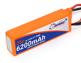 RMRC Orange Series - 6200mAh 4S 25C Lipo - XT60 (91.76Wh)