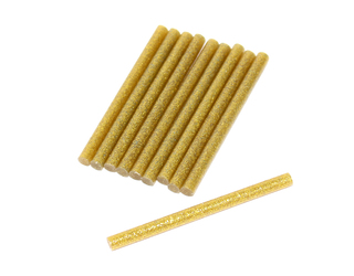 RMRC Hot Glue Sticks - Gold (10pcs)