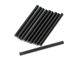 RMRC Hot Glue Sticks - Black (10pcs)