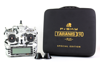 FrSky Taranis X9DP-2 Special Edition (Camoflage) with R9M