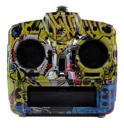 FrSky - X9D Water Transfer Plastic Shell (Rock Monster)