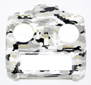 FrSky - X9D Water Transfer Plastic Shell (Camouflage)