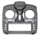 FrSky - X9D Water Transfer Plastic Shell (Matt Carbon Fiber)