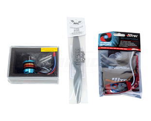 RMRC Penguin/Sky-Hunter Power Package New Version