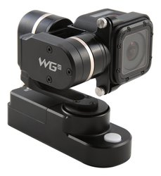 FeiyuTech WGS 3-Axis Wearable Gimbal for Session