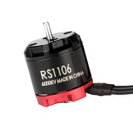 EMAX - RS1106 6000 KV MICRO BRUSHLESS MOTOR