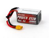 STRIX Power Stix - HV 1550mAh 4S 100C Lipo Pack - XT60 (Wh 23.5)