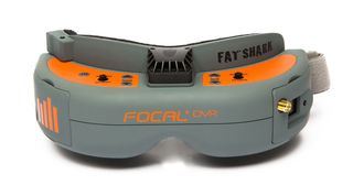 Spektrum - Focal DVR FPV Headset (SPMVR2520)