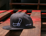 STRIX Team Flat Bill Cap - OTTO Snapback