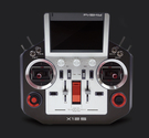 FrSKY Horus X12S Radio System - Silver (FLASH)