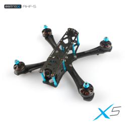 AstroX - X5 FPV Racing Quadcopter - Silky Version