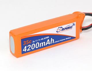 RMRC Orange Series - 4200mAh 3S 35C Lipo - XT60 (46.6Wh)