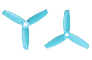 Gemfan Flash Durable 3 Blade 3052 - Blue