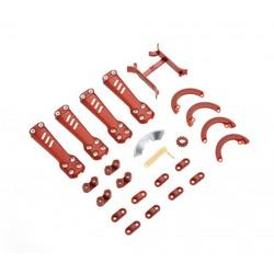 Vortex 230 Mojo - Pimp Kit 1 Red