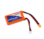 RMRC Orange Series - 450mAh 3S 75C Lipo - XT30 (5.0Wh)