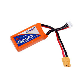 RMRC Orange Series - 450mAh 3S 75C Lipo - XT60 (5.0Wh)