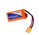 RMRC Orange Series - 450mAh 4S 75C Lipo - XT60 (6.7Wh)