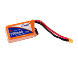 RMRC Orange Series - 850mAh 4S 60C Lipo - XT30 (12.6wh)