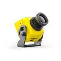 Caddx Turbo S1 Camera with OSD - Yellow / 2.1 Lens / NTSC