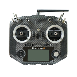 FrSky Taranis Q-X7S - CARBON with R9M UHF Module