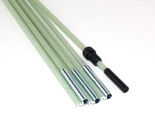 Quaddiction Pop-Up Gates - Replacement Pole - Short