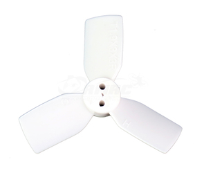 HQ Durable Prop 1.9X3X3 White - PC