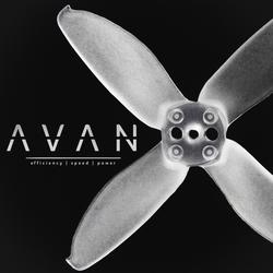 "Emax - AVAN MICRO 2"" Prop 2 X 2.2 X 4 - Frost Clear"