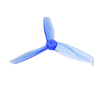 Gemfan Hulkie Durable 3 Blade 5055 - Clear Blue