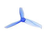 Gemfan Hulkie Durable 3 Blade 5055 - Clear Blue