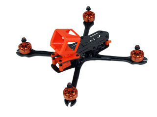 STRIX Screech Frame Kit - Orange TPU